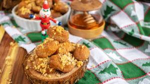 Melo-Makarona – Griechisches Weihnachtsgebäck