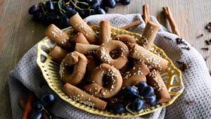 Guetzli aus Trauben-Melasse